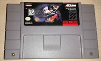 Batman Forever Super Nintendo SNES Vintage classic original retro game cartridge