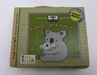 Innovative Kids Mamas and Babies Book & Card Game Memory Match Jillian Phillips