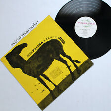 DICK FARINA & ERIC VON SCHMIDT VINYL LP FOLKLORE F-LEUT/7 VINTAGE PRESS N.MINT