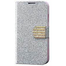 Silberne universale Tasche/Schutzhülle für Handys/PDAs