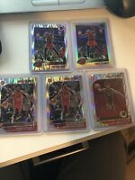 2019 Nba Hoops Atlanta Hawks Rookie Lot Cam Reddish, Deandre Hunter