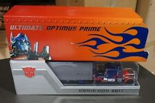 Ultimate Optimus Prime TRANSFORMERS SDCC Exclusive 2011 Comic-Con MIB