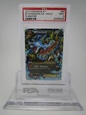 PSA 9 MINT M Mega Charizard EX XY Flashfire Ultra Rare Pokemon Card 69/106   B43