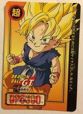 Dragon Ball GT Carddass Hondan PART 28 - 121