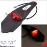 12V LED Rear Fender Brake Tail Light Lamp Off Road For Dual Sport Dirt Bike KTM