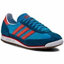 Calzado de hombre zapatillas fitness/running rojos adidas