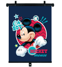 Car Sun Shade Roller Window Blind for Kids Disney Mickey Mouse