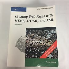New Perspectives: Creating Web Pages with HTML, XHTML, and XML by Patrick Carey