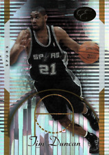2006-07 Bowman Elevation Gold #47 Tim Duncan /99 - NM-MT - San Antonio Spurs