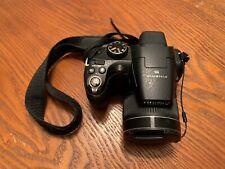 Fujifilm FinePix S Series S3280 14.0MP Digital Camera - Black