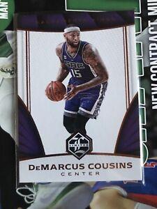 2016-17 Panini Limited Basketball #21 DeMarcus Cousins
