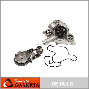 Timing Chain Kit+Water Pump fit 05-08 Dodge Charger Chrysler Jeep 5.7L 6.1L OHV