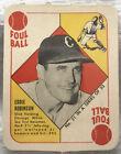 1951 Topps Red Backs Baseball Cards 33