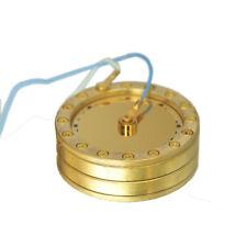 Large Diaphragm 34mm Condenser Mic Capsule Cartridge Core Microphone Capsule