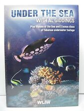 Under The Sea with Al Giddings (4 Disc Set, 2008) PBS NEW!