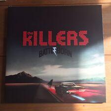 "The Killers - Battle Born 2 X 12"" Clear Vinyl Lp"
