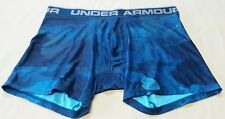 "Under Armour Men's Underwear 6"" Printed BoxerJock Briefs Underwear. Size- XL"