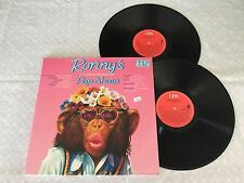 RONNY'S POP SHOW VOL 13 VARIOUS ARTISTS 1989 GERMAN RELEASE 2 x LP