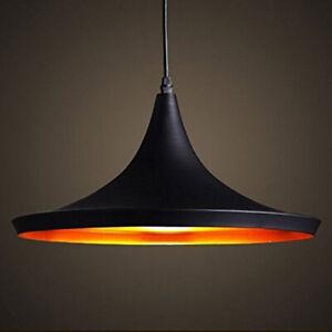 Retro Vintage Pendelleuchte Deckenlampe Hängeleuchte Industrielampe Dekor DE