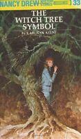 Nancy Drew 33: The Witch Tree Symbol by Carolyn Keene