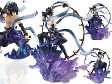 Naruto Shippuden Uchiha Sasuke Raijin GEM Series Remix Figure Figuren 18cm NoBox