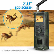 Hunting Camera 16MP 1080P Night Vision Trail Cam Trap 2G GPRS MMS SMS New#P8N4