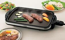 Zojirushi EA-DCC10 Gourmet Sizzler Electric Griddle NEW