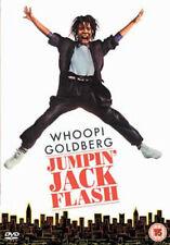 Jumpin' Jack Flash 1987 Thriller Whoopi Goldberg DVD Region 2