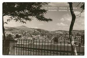 GREECE MACEDONIA KOZANI COZANI GENERAL VIEW OLD PHOTO POSTCARD
