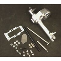 Hot Racing SCP12LC08 Axial AX10 Scorpion Aluminum On Board Power Steering Axle