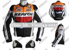 Motorcycle Repsol Textile Racing Monster Jacket NEW Motor Bike Yamaha M to XXL