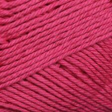 5 x 50g Balls - Patons Cotton Blend - Flamingo #25 - $19.50 A Bargain