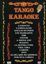 Tango Karaoke - Vol. 1-Tango Karaoke [New DVD] Argentina - Import, NTSC Format