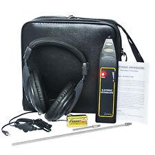 Car Noise Sensor Finder 100Hz~10kHz+High Sensitivity Long&Short probe + Earphone