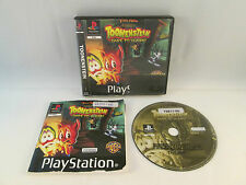 Playstation PS1 PSX - Tiny Toon Adventures Toonenstein Dare to Scare