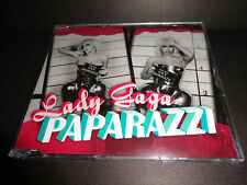 PAPARAZZI by Lady Gaga w/FILTHY DUKES REMIX-Rare collectible single CD-must have