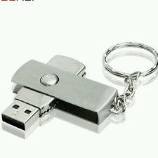 New style Metal USB Flash 4GB U Disk USB pen drive 2.0 usb Flash Drive memory st