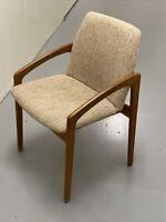 Mid Century Danish Modern Arm Chair Kai Kristiansen Teak