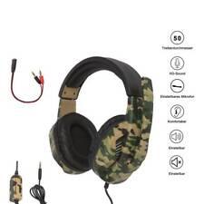 Gaming Headset Stereo Sound Kopfhörer Mikrofon für Xbox One PS4 PC Laptop Switch