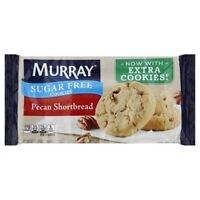 Murray Sugar Free Pecan Shortbread Extra Cookies