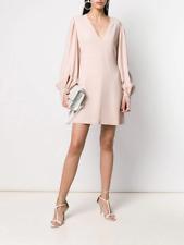 STELLA MCCARTNEY New Linda mini dress, silk lined $1450, sz 42 IT 6 US