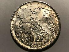 Uncirculated 1963 Greece 30 Drachmai 5 Kings  Silver Foreign Coin