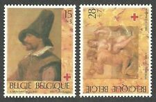 Art, Artists Mint Never Hinged/MNH Belgian & Colonies Stamps
