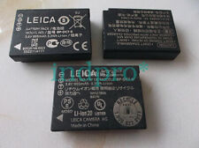For Leica V-LUX40 V-LUX30 V-LUX20 BP-DC7E Camera Battery BP-DC7-U