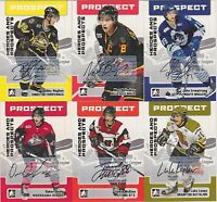 06-07 ITG Heroes & Prospects Auto John Armstrong