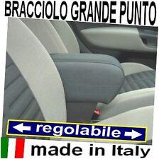 BRACCIOLO FIAT PUNTO per GRANDE appoggiabraccio PUNTO