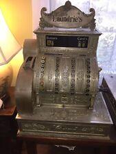 1898 Antique Brass National Cash Register NCR Candy Store Barber Shop Model 78