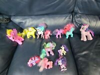 My Little Pony Lot of 12 Ponies G3 G4 G5