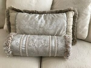 WATERFORD Copeland / Sherry King Decorative Pillows Champagne
