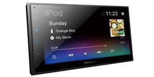 "Pioneer DMH-340EX Double 2 DIN MP3/WMA Digital Media Player 6.8"" LCD Bluetooth"